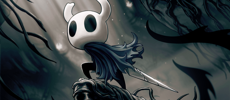 "How to fight a god in a few simple steps: a review of ""Hollow Knight"""