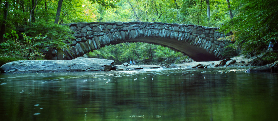Rock Creek Park: its historical significance and recreational opportunities