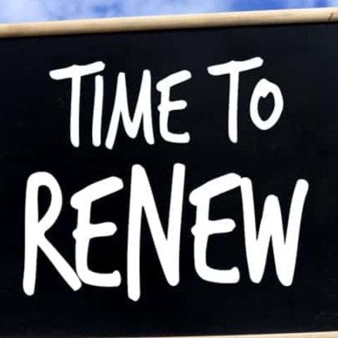 2020 - 2021 Membership Renewal