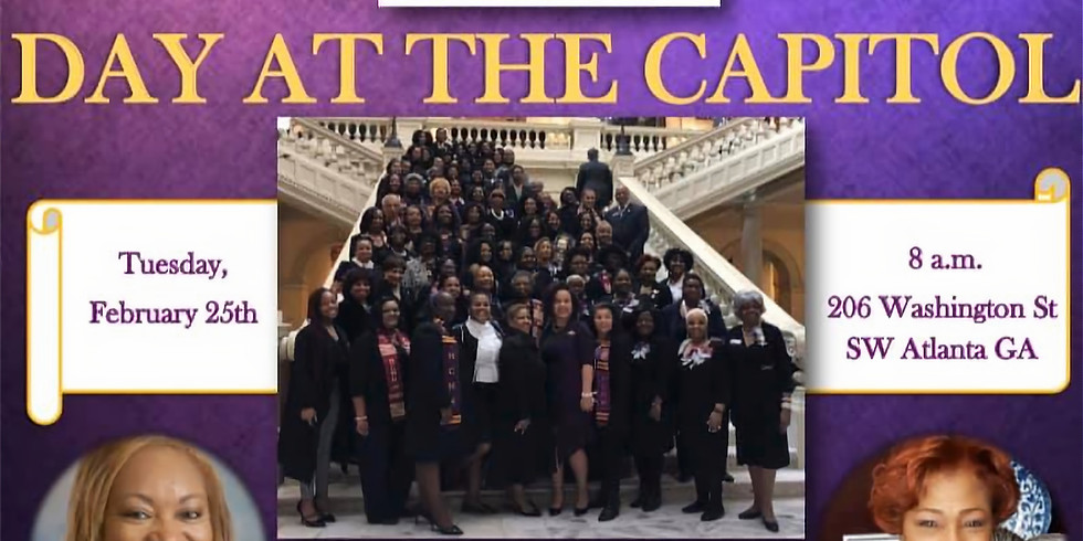 2020 NCNW DAY at the CAPITOL