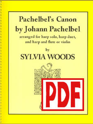 Pachelbel's Canon by Sylvia Woods PDF Download