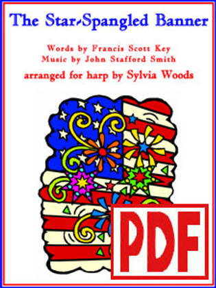 Star-Spangled Banner by Sylvia Woods PDF Download