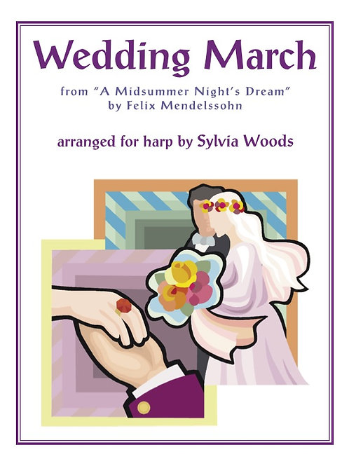 Wedding March - Sylvia Woods