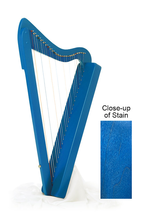 Harpsicle-Harp: BLUE