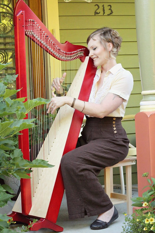 Brilliant 34st Harp