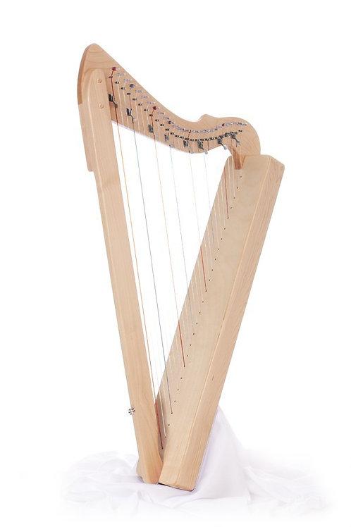 Sharpsicle-harp
