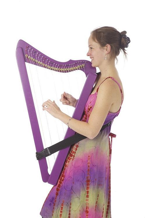 Harpsicle Harp Black Strap