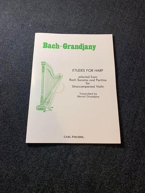 Bach-Grandjany Etude
