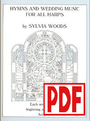 Hymns and Wedding Music by Sylvia Woods PDF Download