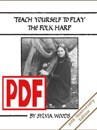 Teach Yourself to Play the Folk Harp book