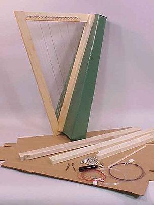 Waring Harp Kit 19st