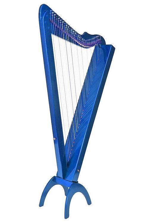 Grand Harpsicle Harp