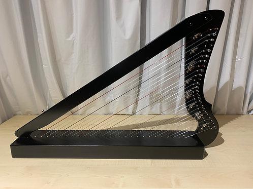 Flatsicle Harp: BLACK