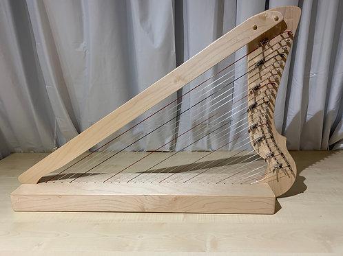 Sharpsicle-harp NATURAL MAPLE