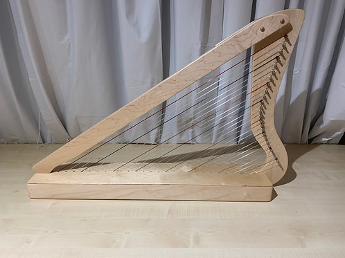 Harpsicle-harp NATURAL MAPLE