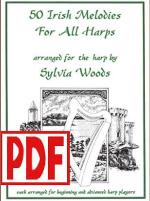 50 Irish Melodies by Sylvia Woods PDF Download