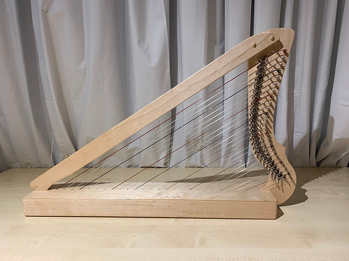 Fullsicle Harp: NATURAL MAPLE