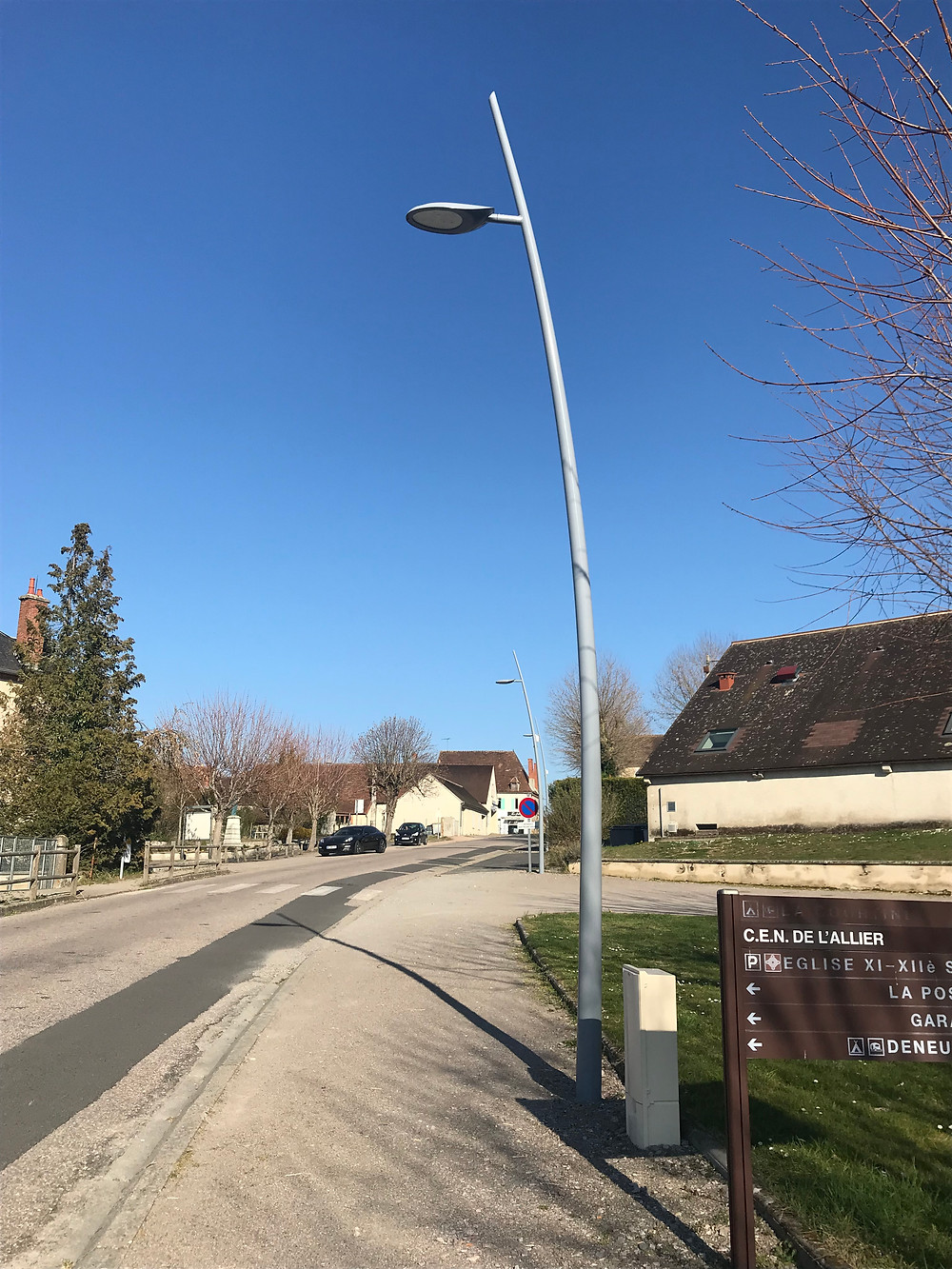 Luminaire Teos - Rohl - Chatel de Neuvre 03