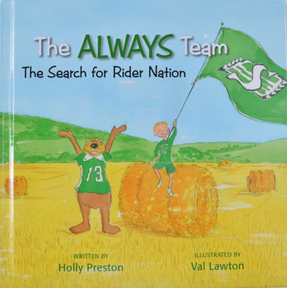 The Always Team: The Search for Rider Nation