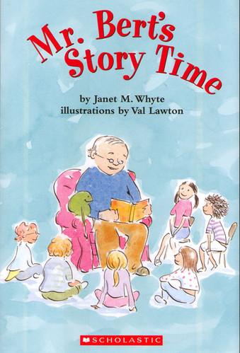 Mr. Bert's Storytime