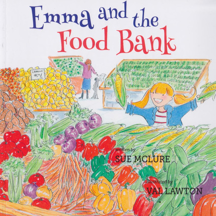 Emma and the Food Bank