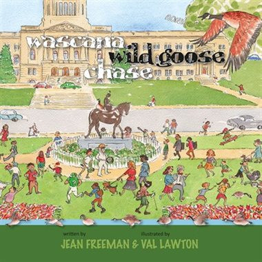 Wascana Wild Goose Chase