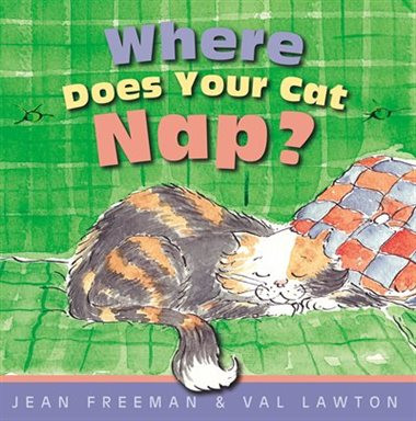 Where Does Your Cat Nap?