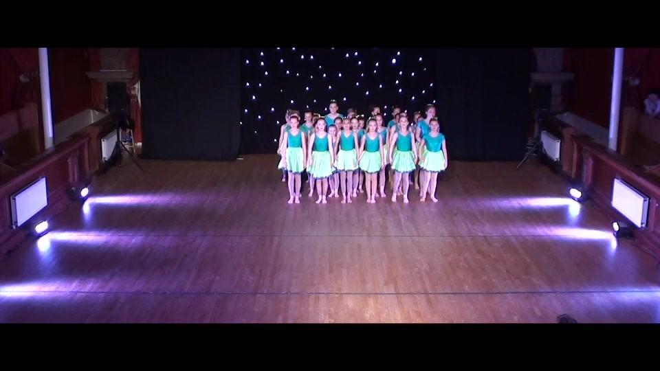 Dansarena Show 8 MT Clip