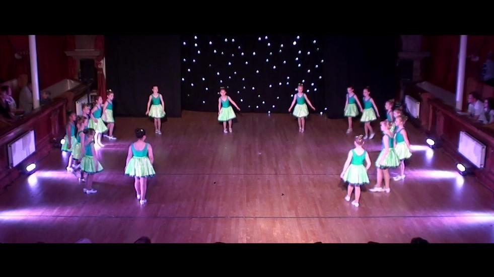 Dansarena Ayr Show 2 Clip
