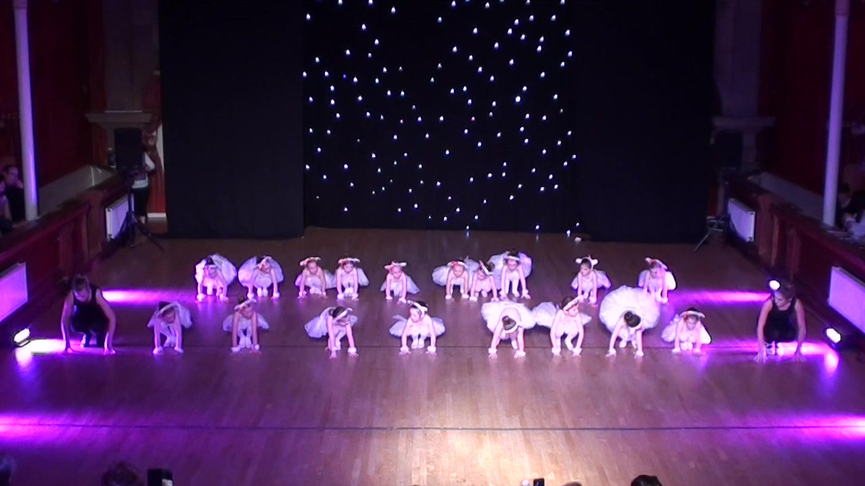 Prestwick School of Dance clip