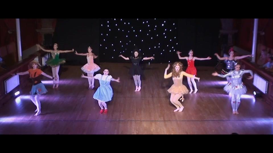 Dansarena Show 7 clip