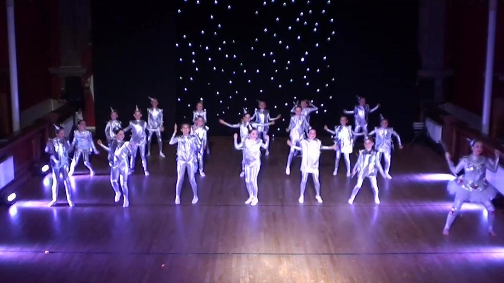 Troon School of Dance Clip