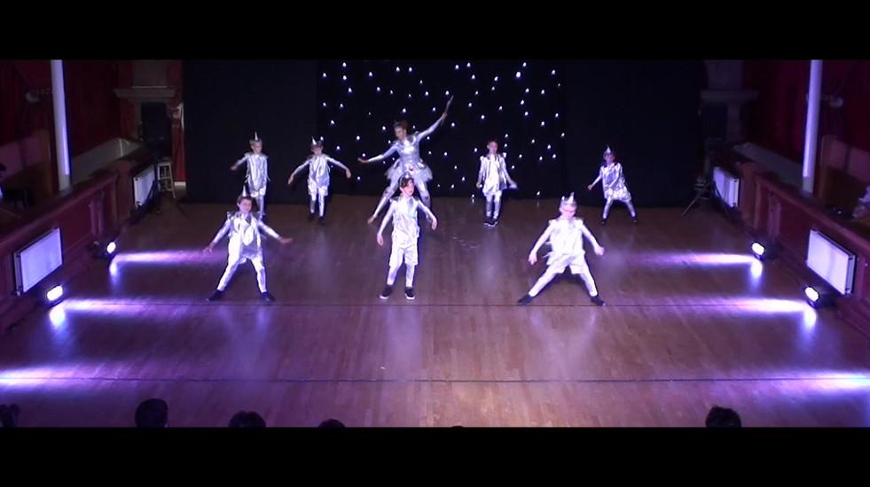 Dansarena Ayr Show 1