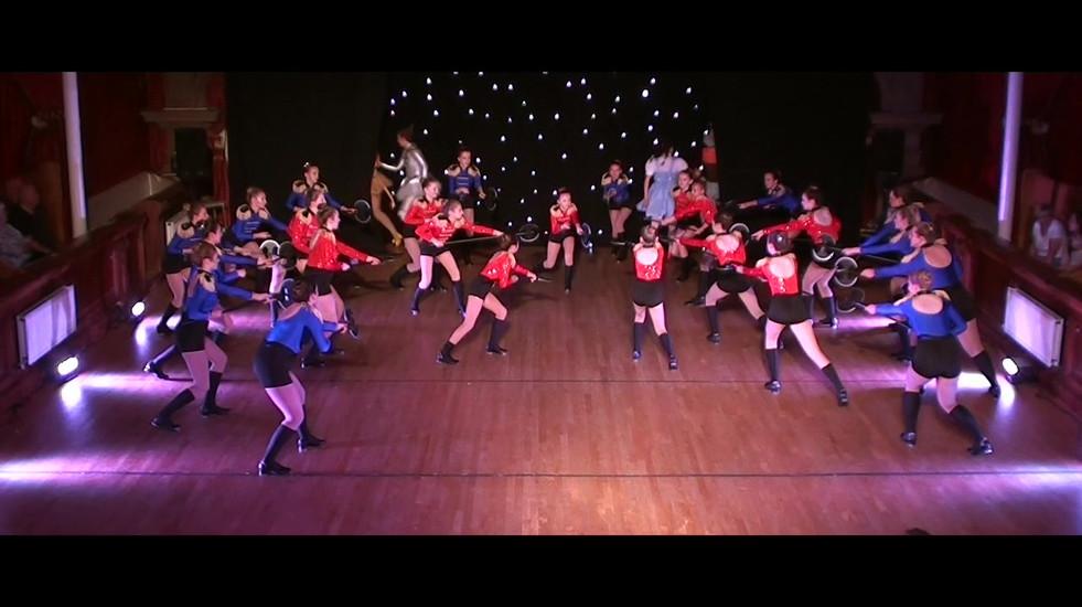 Dansarena Show 4 clip