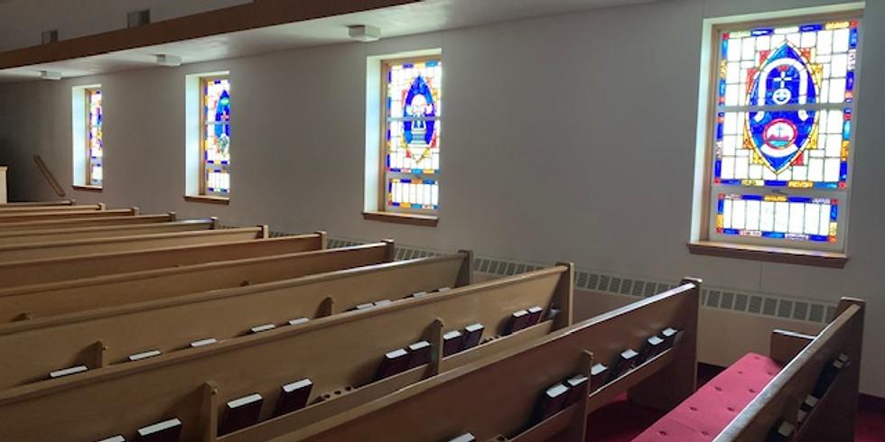 Sunday in-building Worship
