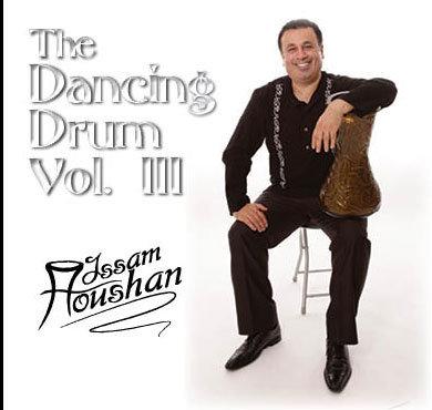The Dancing Drum Vol. III CD