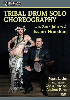 Tribal Choreography With Zoe DVD