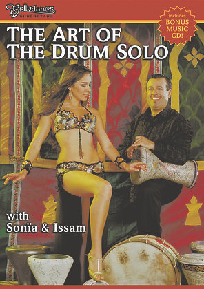 The Art of the Drum Solo DVD
