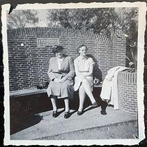 Dr. Engelenberg + moeder op de van Rossu