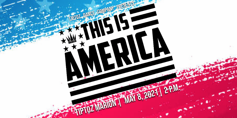 Tiptoz Marion 2021 Dance Recital