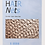 Thumbnail: Bunheads Performance Hair Nets: 3 per pack