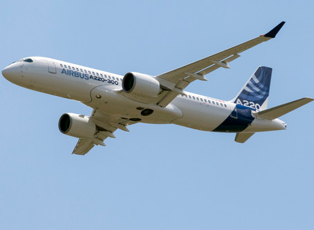 Success of the Airbus A220 program