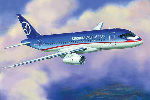NEW SUKHOI SSJ-100