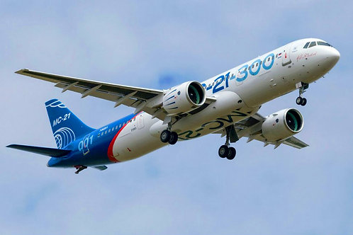 NEW AIRLINER MC-21