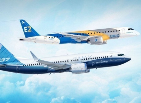 Embraer aircraft will lose their name