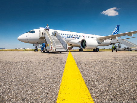 NEW AIRBUS A220: ALL THE DETAILS
