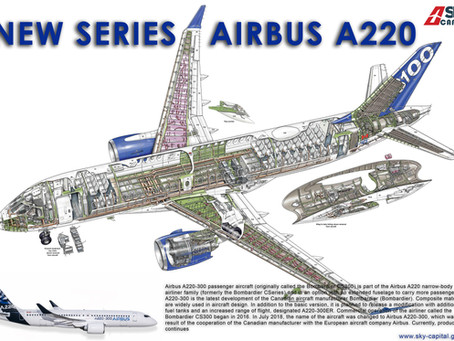 Airbus starts building A220 aircraft assembly plant in the US