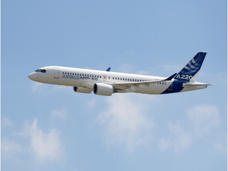 Airbus delivered its 12000th airliner