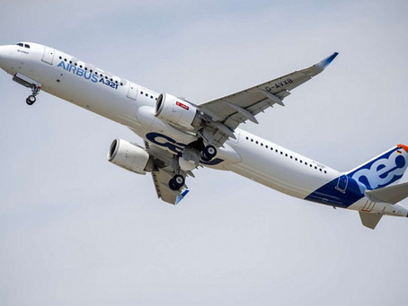 Airbus made the A321 long-haul