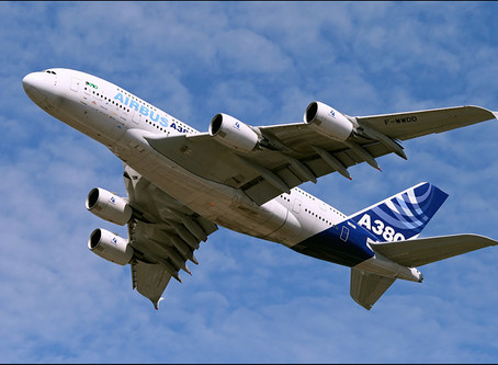 European aircraft manufacturer Airbus ceases production of the largest aircraft in its lineup - A380